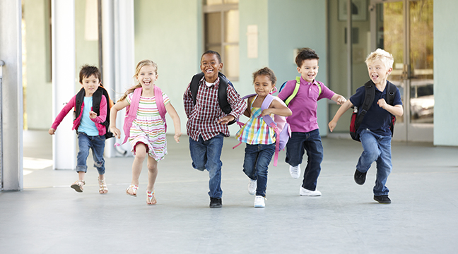 Back-to-School: Easy as 1-2-3